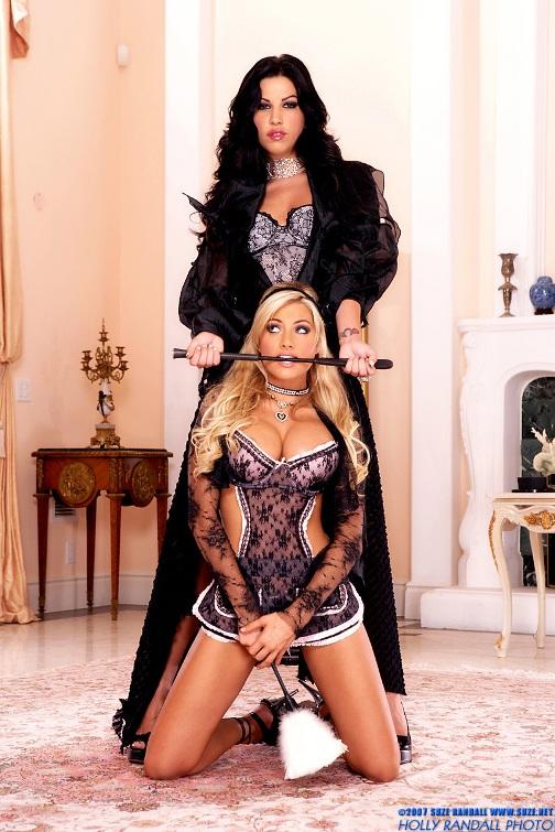 Teagan Presley & Roxy DeVille